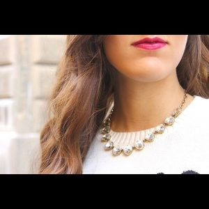 Stella & Dot Somervell Crystal Necklace